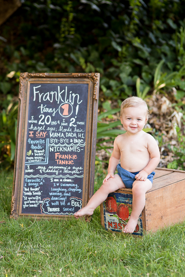 Family Photographer Livermore CA chalkboard