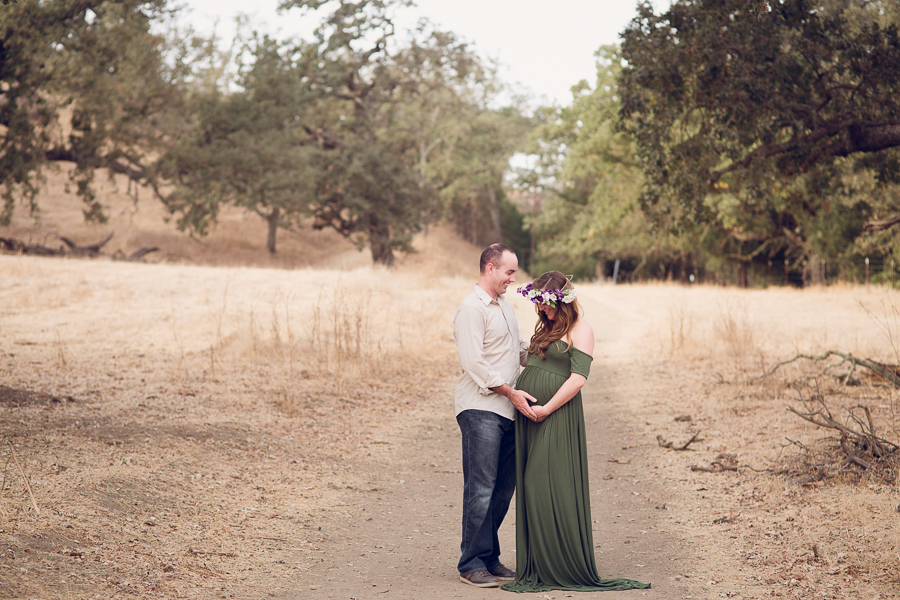 Maternity Photographer San Jose beautiful couple expecting baby boy